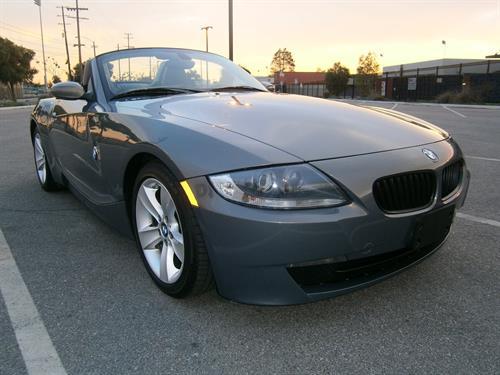 2007 BMW Z4 Gray