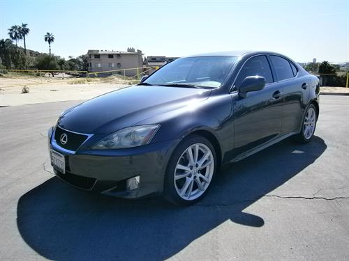 2006 Lexus IS250 Dark Gray