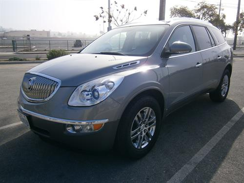 2008 Buick Enclave Blue Gray