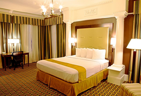 Executive Two-Room Suite