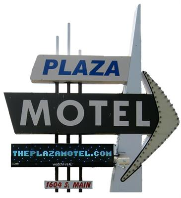 Plaza Motel, The