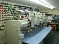 Stop in for Embroidery