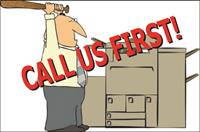 Frustrated? Call Hansen Associates for help!