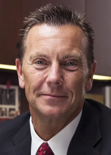 John Hastings, Senior Vice President of Sales
