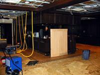 Fire Restoration Before