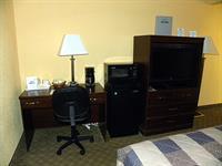 Microwave&Fridge in every room!