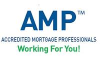 An A.M.P. is your assurance you're getting the best information & advice on your mortgage