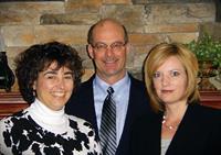 Judy Horne, Jack Mueller, Cheryl Kelly