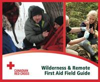 Canadian Red Cross manuals and Printed Materials
