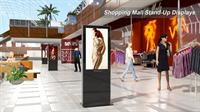 Shopping Mall - Stand up Displays