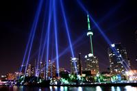Westbury Architectural Lightning Installation at the CN Tower