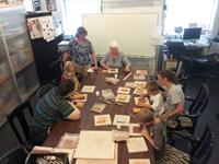 Carver Park Project Tile Making  at Madhaus