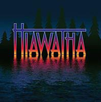 Hiawatha Band logo design
