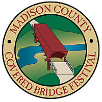 Covered Bridge Festival logo