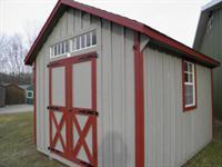Board & Batten Cottage w/ Options