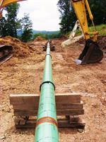 Pipeline supplies