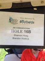 JSS Communications attended South Shore Young Professionals golf tournament to benefit their Grant Foundations to help small businesses.