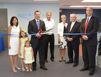 Thank you to the South Shore Chamber of Commerce for supporting us at our Grand Opening Ribbon