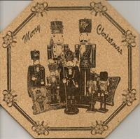 Cork Trivet - Nutcracker
