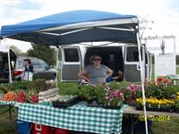 Calvert Farms - Perryville Farmers Market - May 2014