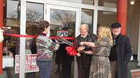 Git Lit Scents RIbbon Cutting, Perryville Outlets on February 12, 2015