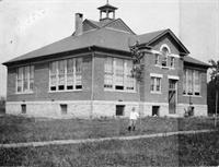 Perryville Elementary School on Cherry Street - 1909