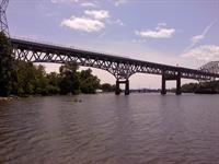 Susquehanna River - Railroad Bridge