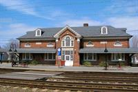 Historic train station - built in 1905