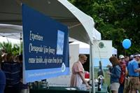 The USRC supported the Chesapeake Wine Trail display signage @ the Chestertown Tea Party Festival this past weekend!