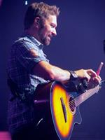 Craig Morgan at the 25th Birthday Bash
