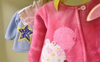 Applique Baby Swing Coats- Lynn Whitt