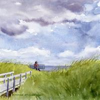 Watercolor Painting - Geraldine McKeown