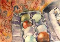 Watercolor Painting - Judy Hotchkiss