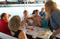 Wine Down Wednesday event on M/V Bay Breeze of Chesapeake City