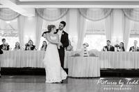 North Hills Country Club Bride & Groom 1st Dance