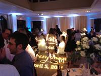 Aldie Mansion (Doylestown) Wedding Reception + Accent Lighting