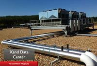 New Chiller plant at Fidelity Investmets.