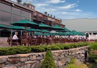 Woodlawn Terrace Patio Dining