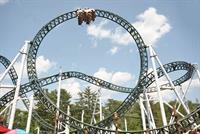 Untamed - Roller Coaster at Canobie Lake Park