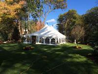 Small Standard pole tent
