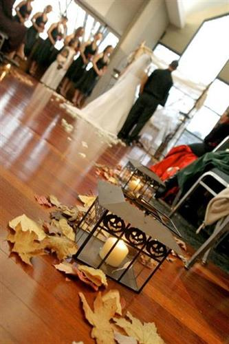 Weddings at the Tumwater Room...romantic...affordable..memorable.