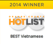 Voted Best Vietnamese OC HOT LIST