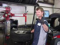 We are #1 in the Hartsville area for automotive service.