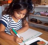 Kindergarten Penmanship