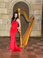 South Florida Harpist AnnaLisa Underhay