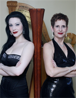 Harp 2 Harp Harpists AnnaLisa & Esther Underhay for your special event