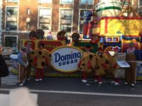 Macy's Day Parade - Dominos Sugar