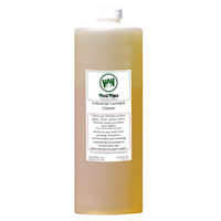 WeedWipes Natural Resin Remover. Bulk, Quart for use with Ultrasonic Cleaning System