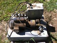 Air Pump as found during an Inspection