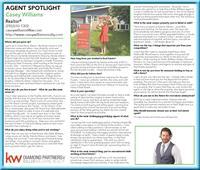 Lawrence Journal World Agent Spotlight 2015